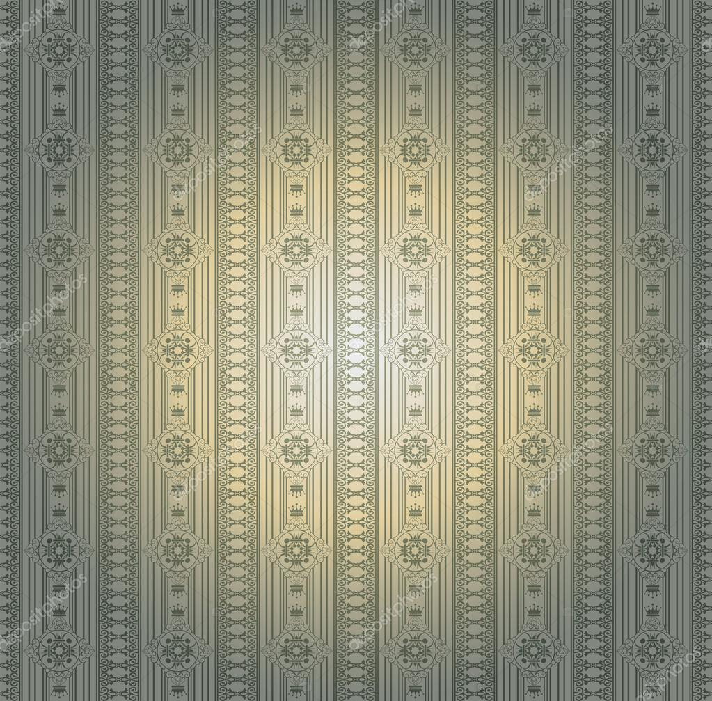 Background Retro Wallpaper Pattern Seamless Vector