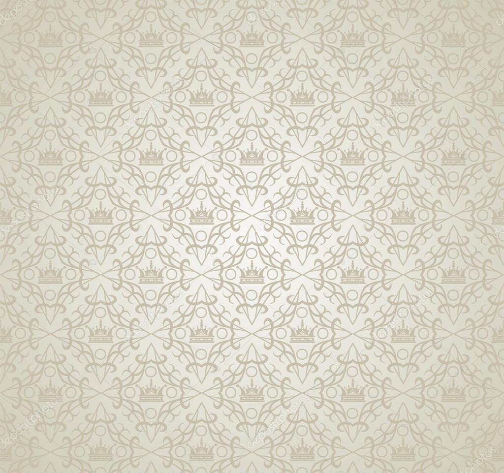 Background Retro Wallpaper Pattern Vector Vintage Background