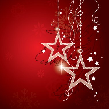 Christmas Background. Vector Illustration. clip art vector