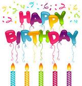 Všechno nejlepší k narozeninám blahopřání