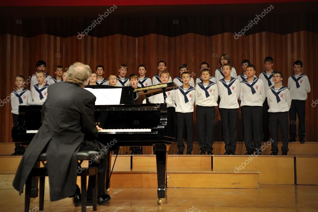 Concert of Austrian St,Florian Boy's Choir