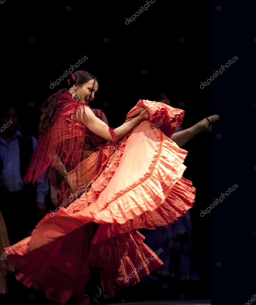 spanish flamenco dancer u2013 stock editorial photo jackq 21470645