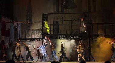 CHENGDU - FEB 2: The World Famous Dance Drama