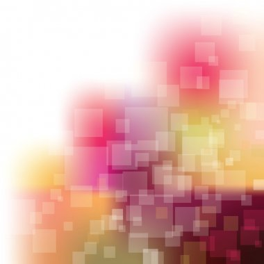 Abstract transparent colorful back ground