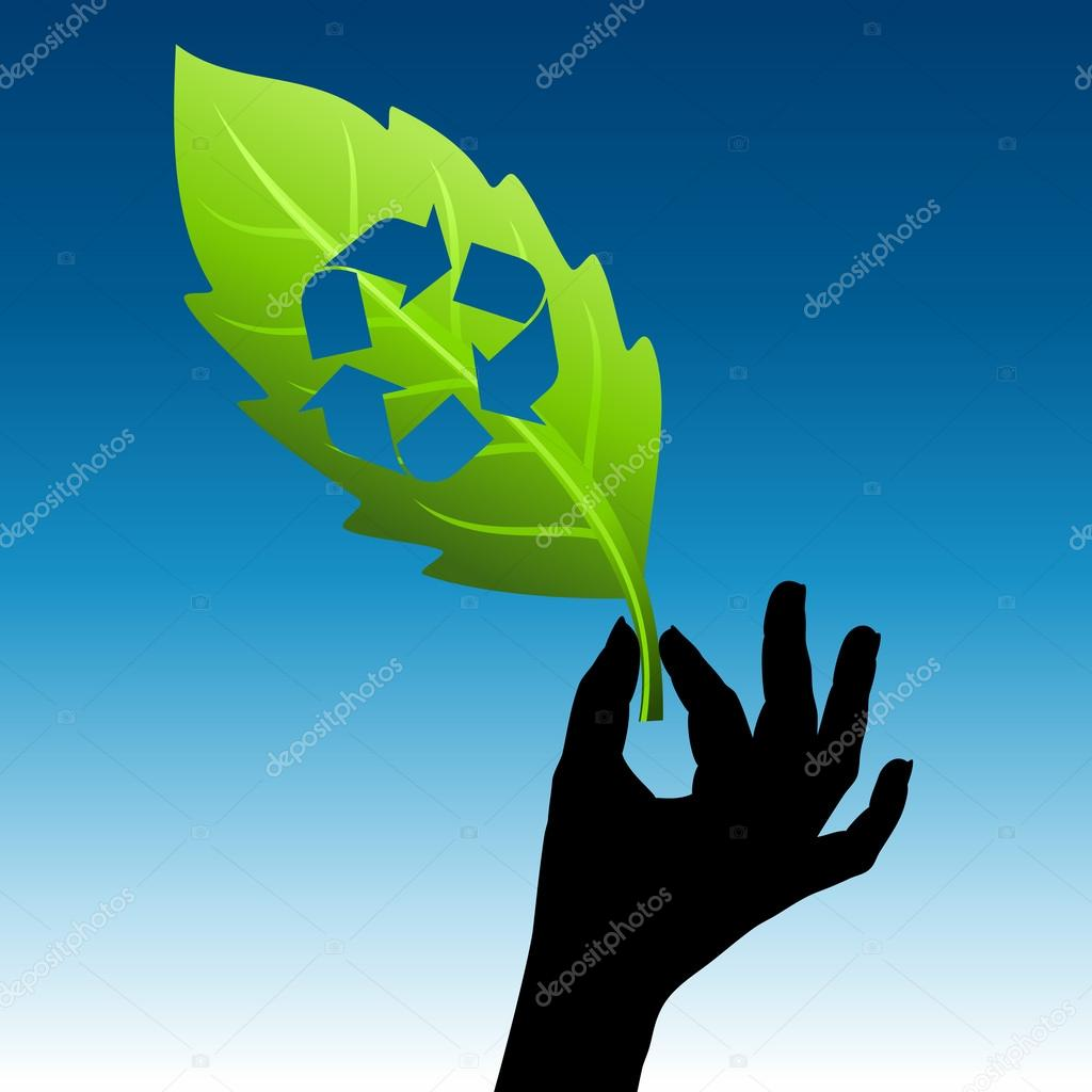 Save green energy