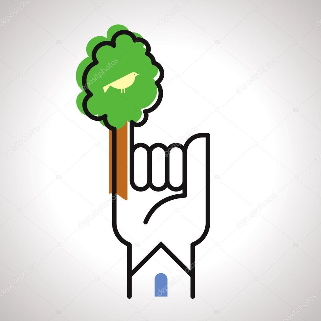 Save tree