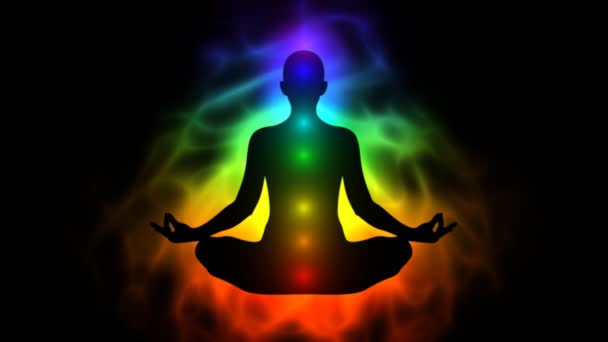 Human energy body, aura, chakra in meditation
