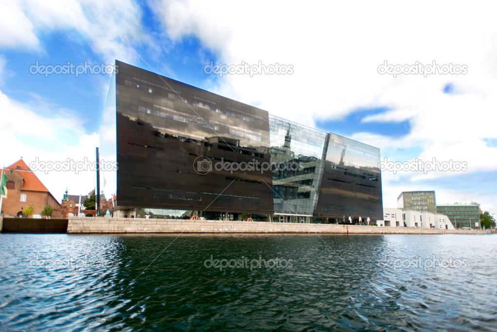 Modern library building at copenhagen stock editorial photo nanisimova sell 24944577 - Moderne bibliotheek ...