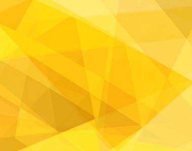 """Картина, постер, плакат, фотообои """"желтый абстрактный фон"""", артикул 40189775"""