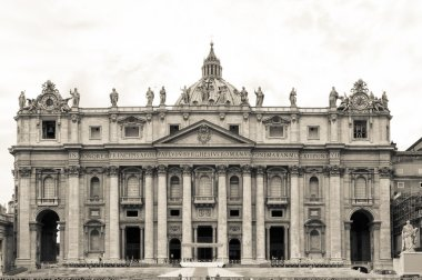 St. Peter Basilica , Vatican, Rome, Italy