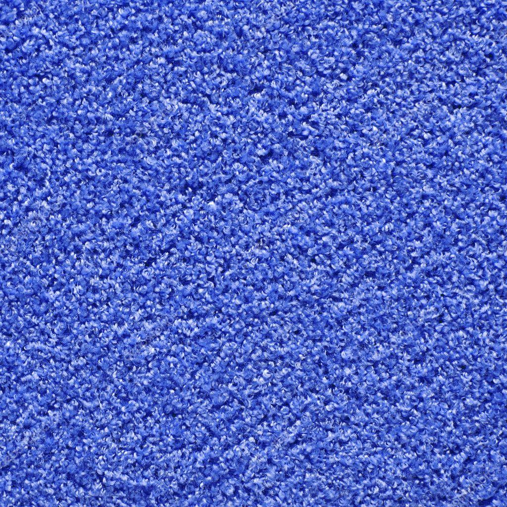 Textura Moqueta Azul Textura De Alfombra Azul Foto De