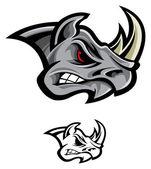 Photo Rhino mascot