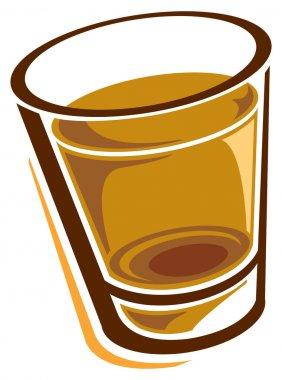 Whiskey stock vector
