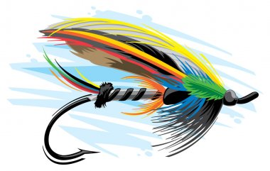Download Fishing Lure Free Vector Eps Cdr Ai Svg Vector Illustration Graphic Art