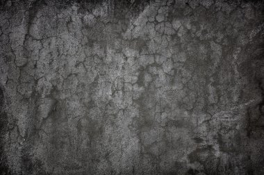 Dark, black textured grunge background