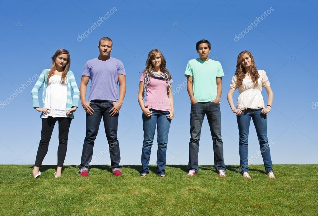 Young Adults or Teenagers
