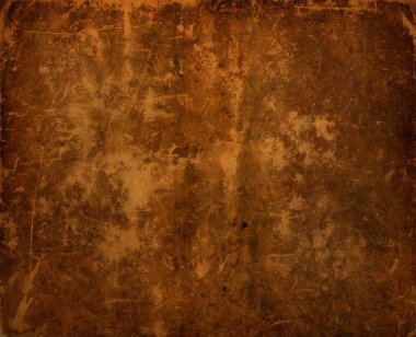Dark Antique Old Leather Background. Great texture details stock vector