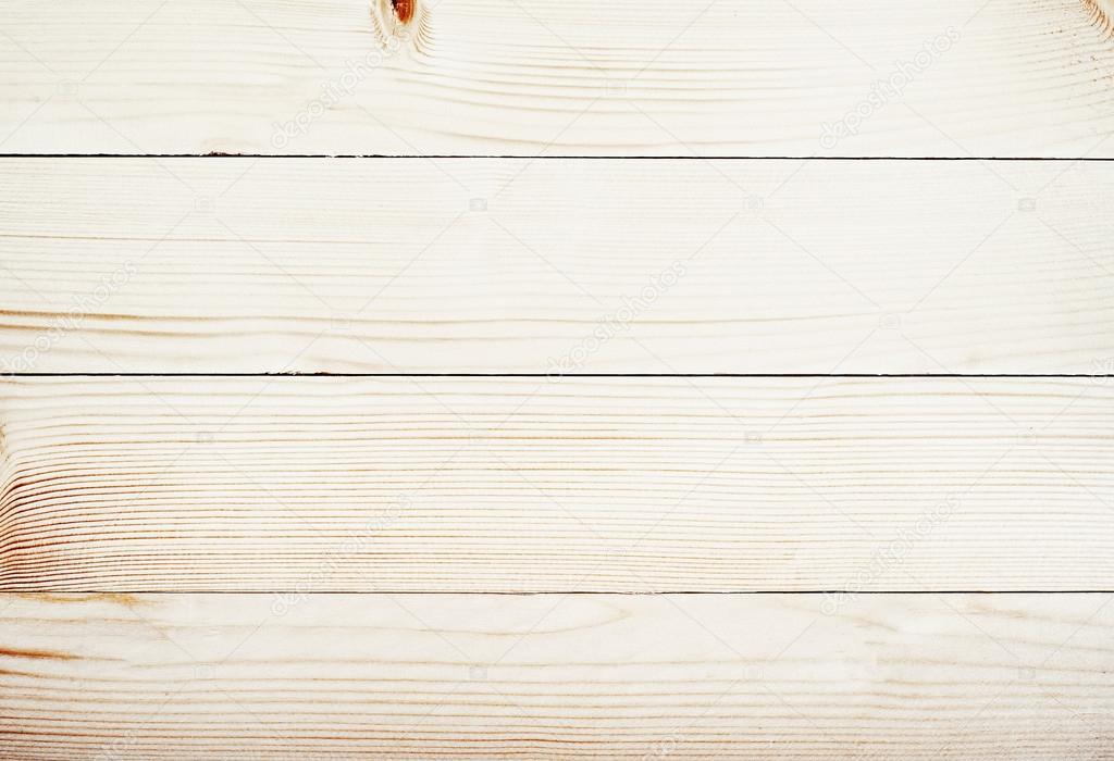 texture des planches de bois clair avec la branche — Photographie flas100 © #28650483