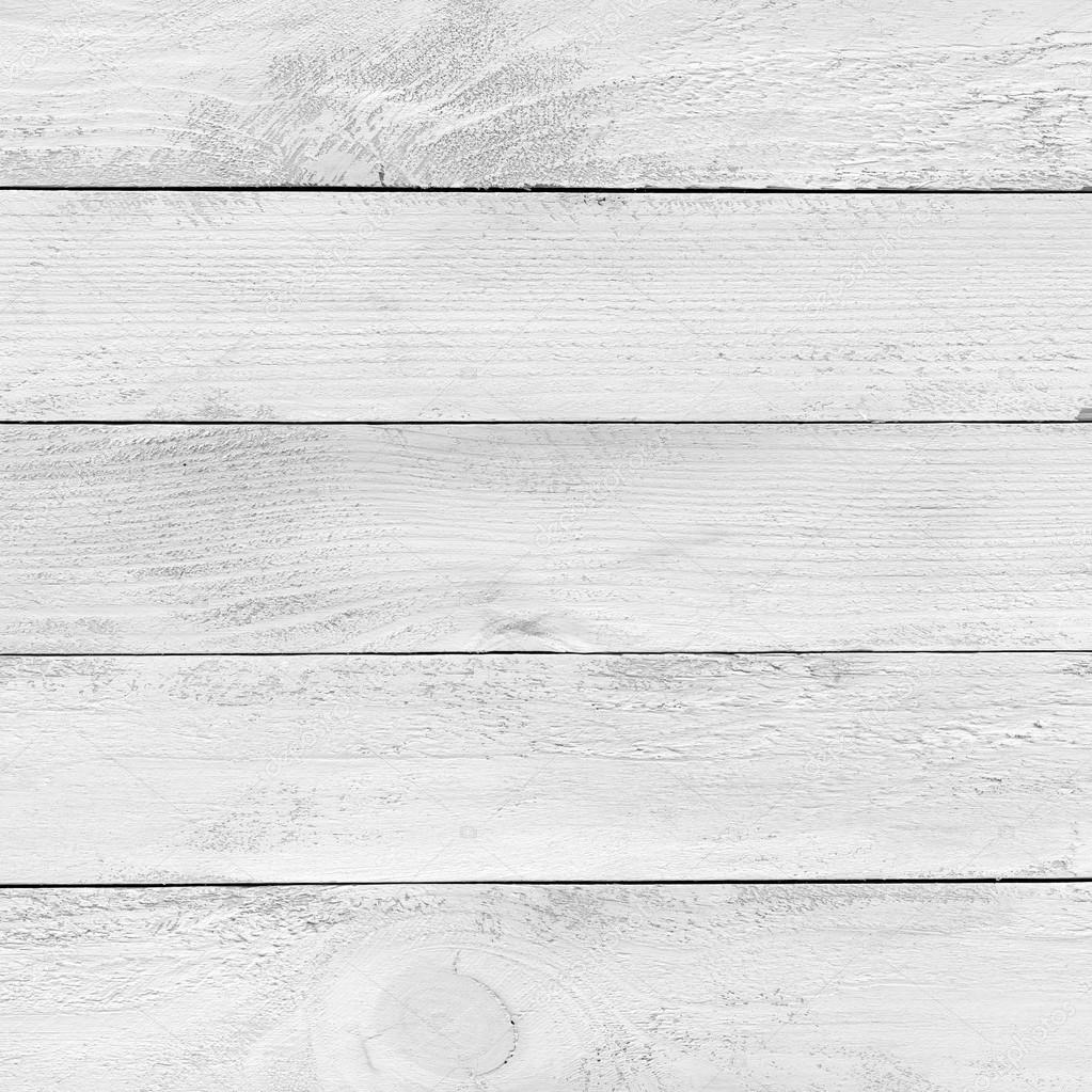 Painted White Wooden Planks Texture U2014 Stock Photo