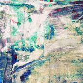krásné barevné abstraktní malba