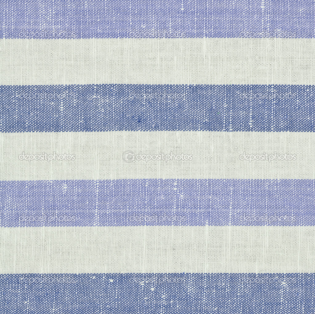 striped blue and white fabric texture — Stock Photo © flas100 ...