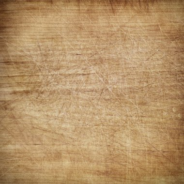 Grunge cutting board. Wood texture.