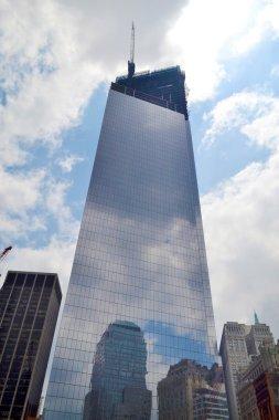 Ground Zero - One World Trade Center in New York City, New York USA
