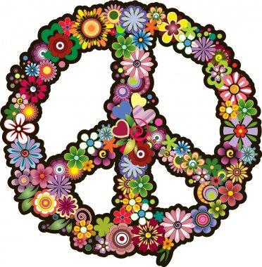 """Картина, постер, плакат, фотообои """"символ мира """", артикул 22487745"""