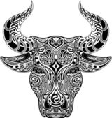 Fotografie okrasné býk