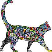 gatto decorativo