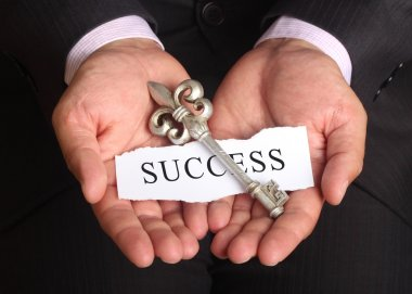 Secret key for success in business