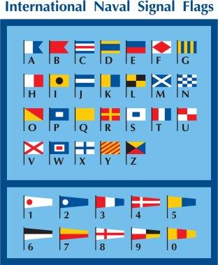 International Naval Signal Flags