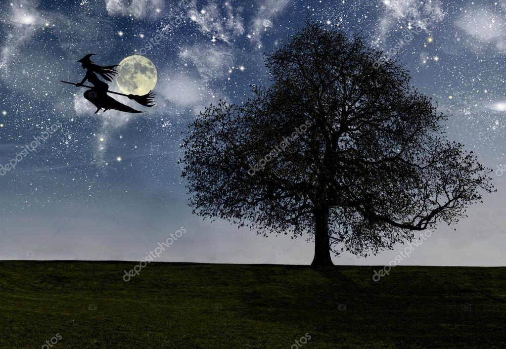 witch's flight