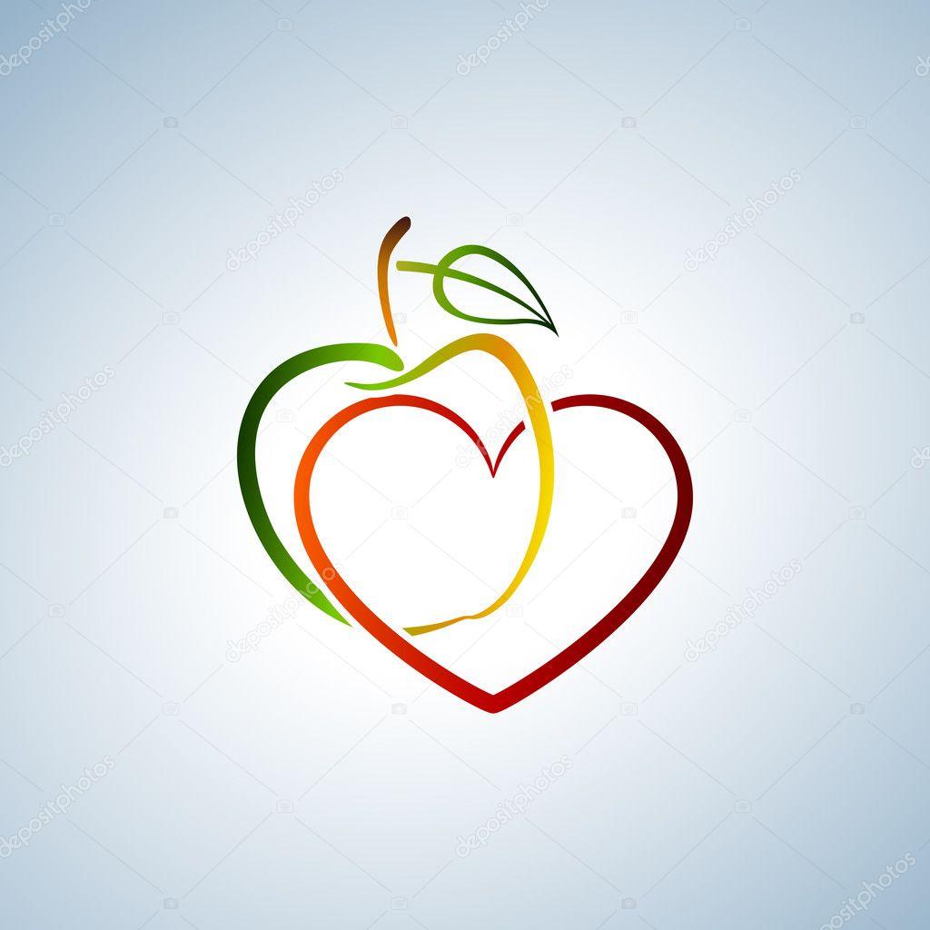Elma ve kalp