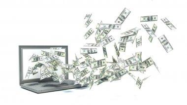 A portable computer make money