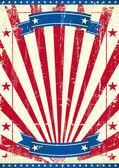 Fotografia sfondo patriottico grunge