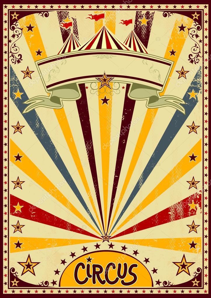 Цирковые картинки для афиш