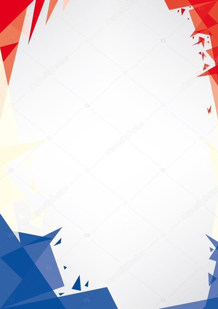 background origami of france a design background origami style