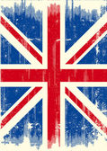 Fotografia sporco bandiera UK