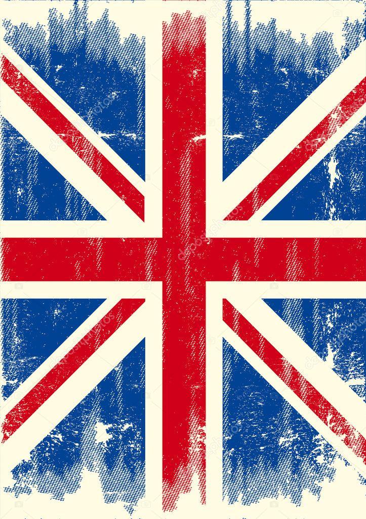 UK dirty flag