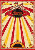Photo big top fun poster