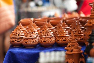 Earthenware handmade