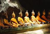 Stone-szobor a Buddha, Thaiföld