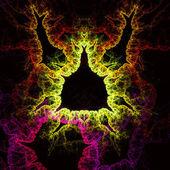 Umění abstraktní světlé barvy pozadí