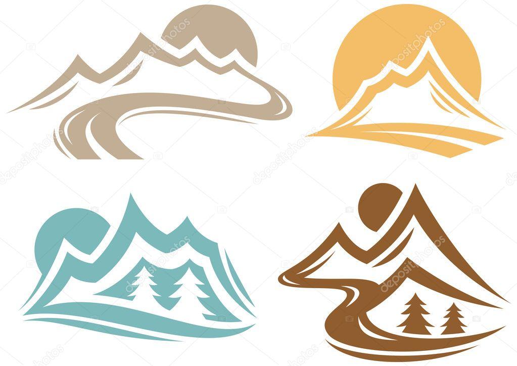 Mountain Symbols