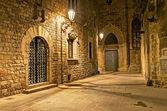 Fotografie Gotická čtvrť, barcelona, Španělsko