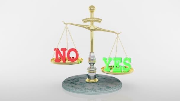 Balanced decision