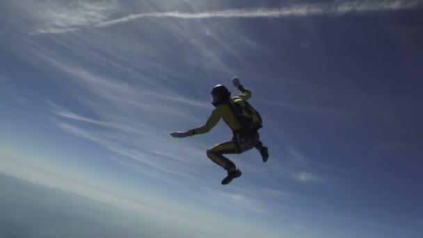 Fallschirmsprung-Video
