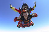 Photo Skydiving photo. Tandem.