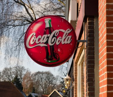 coca-cola shield